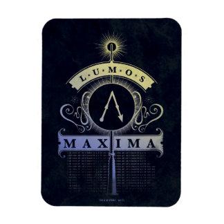 Magnet Flexible Maximum du charme | Lumos de Harry Potter
