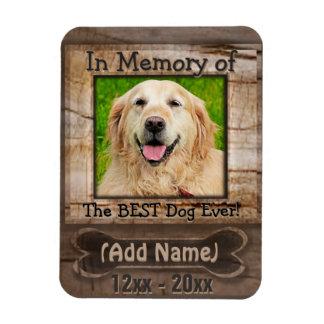Magnet Flexible Mémorial de chien