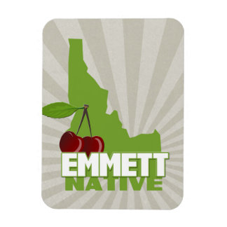 Magnet Flexible Merise célèbre d'indigène d'Emmett Idaho