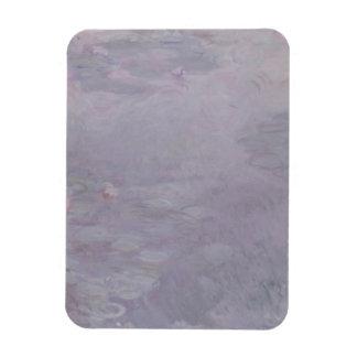 Magnet Flexible Nénuphars de couleur claire de Claude Monet |