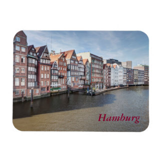 Magnet Flexible Nikolaifleet, Hambourg, Allemagne