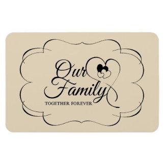 Magnet Flexible Notre famille
