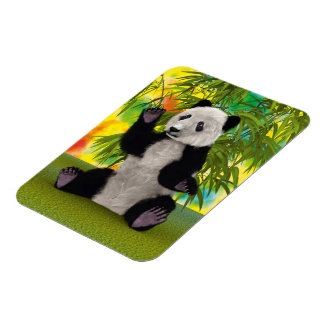 Magnet Flexible Ours panda