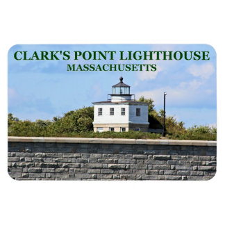 Magnet Flexible Phare le Massachusetts FlexiMagnet du point de