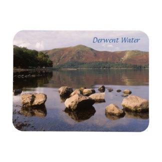Magnet Flexible Photo de souvenir de l'eau de Derwent de secteur