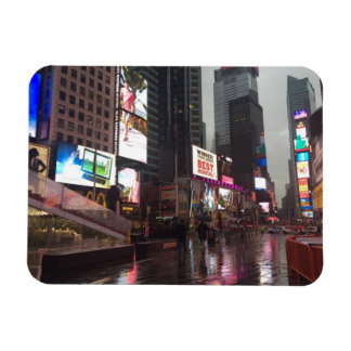 Magnet Flexible Photo d'enseignes au néon de New York City NYC de