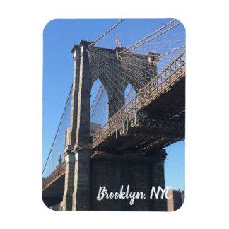 Magnet Flexible Photographie de New York City NYC de ciel de pont