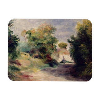 Magnet Flexible Pierre un paysage de Renoir   près de Cagnes