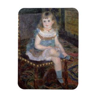 Magnet Flexible Pierre un portrait de Renoir   de Mlle. G.