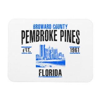 Magnet Flexible Pins de Pembroke