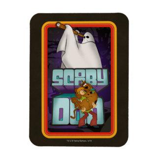 Magnet Flexible Recherche de fantôme de Scooby-Doo | hirsute et