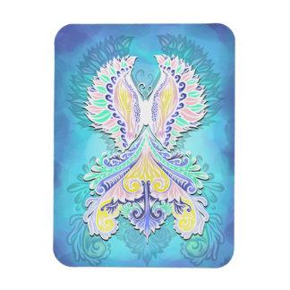 Magnet Flexible René - lumière, bohémien, motif de spiritualité