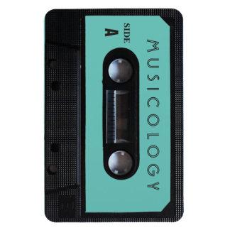 Magnet Flexible Rétro couverture audio vintage de cassette de