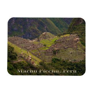 Magnet Flexible Ruines de Machu Picchu, Pérou