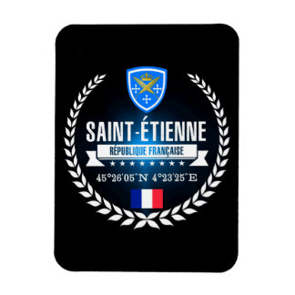 Magnet Flexible Saint-Étienne