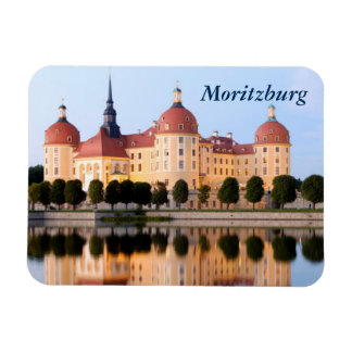 Magnet Flexible Schloss Moritzburg