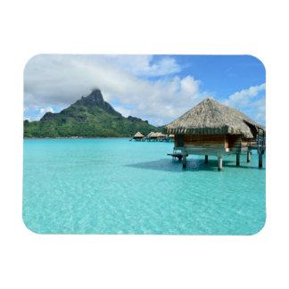 Magnet Flexible Station de vacances d'Overwater sur l'aimant