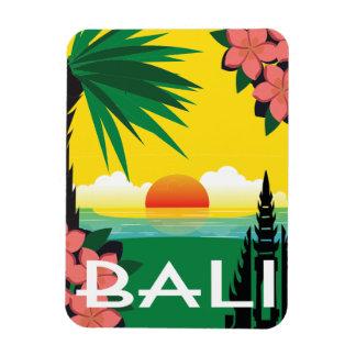 Magnet Flexible Style vintage de voyage de Bali