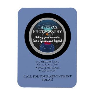 Magnet Flexible Téléphone promotionnel d'adresse de studio de
