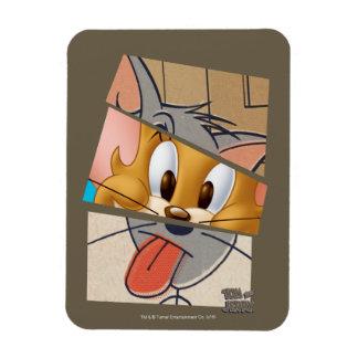 Magnet Flexible Tom et Jerry | Tom et Jerry Mashup