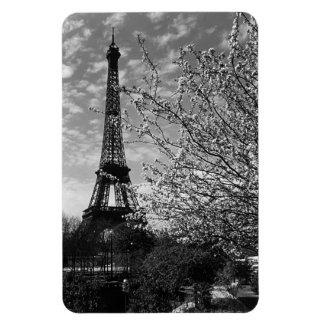 Magnet Flexible Tour Eiffel vintage 1970 de la France Paris
