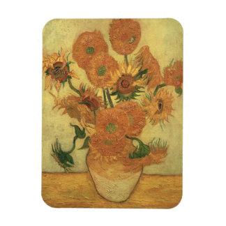 Magnet Flexible Tournesols de Vincent van Gogh |, 1889