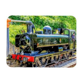 Magnet Flexible Train '9681' de vapeur