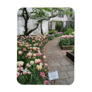 Magnet Flexible Tulipe New York City NYC de jardin de la