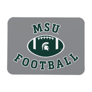 Magnet Flexible Université de l'Etat d'État du Michigan du