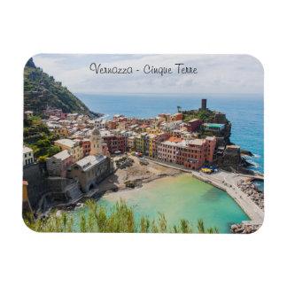 Magnet Flexible Vernazza, aimant de Cinque Terre