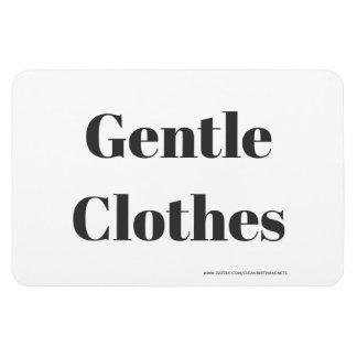 Magnet Flexible Vêtements doux - adresse de w/website