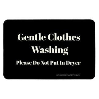 Magnet Flexible Vêtements doux lavant - adresse de w/website