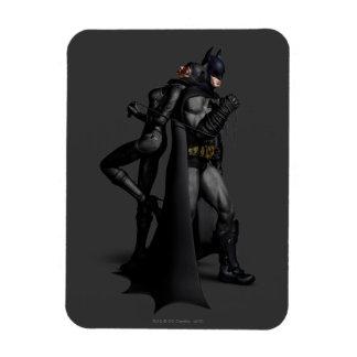 Magnet Flexible Ville | Batman de Batman Arkham et Catwoman