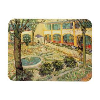 Magnet Flexible Vincent van Gogh | le jardin d'asile chez Arles