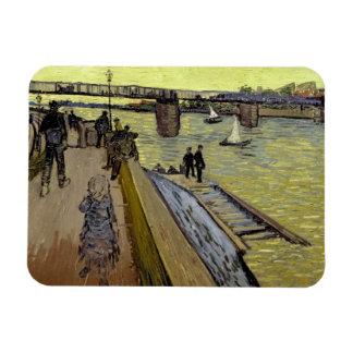 Magnet Flexible Vincent van Gogh | Le Pont de Trinquetaille Arles