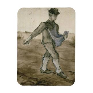 Magnet Flexible Vincent van Gogh | le semeur, 1881