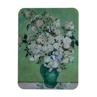 Magnet Flexible Vincent van Gogh | un vase de roses, 1890
