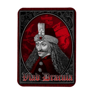 Magnet Flexible Vlad Dracula gothique