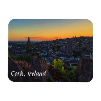 Magnet Flexible Vue de la colline de St Patrick, aimant de