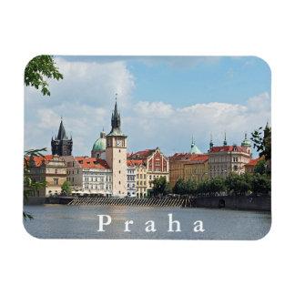 Magnet Flexible Vue de la partie historique de Prague