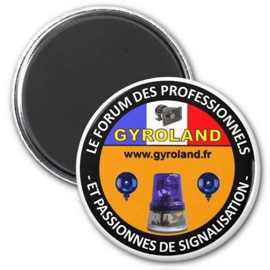 MAGNET GYROLAND
