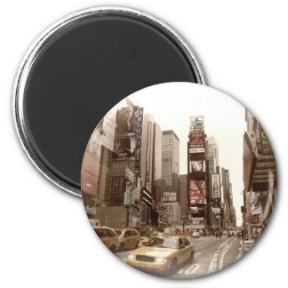 Magnet NYC Magnet Rond 8 Cm