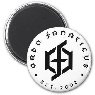 Magnet rond d'Ordo Fanaticus
