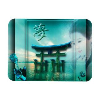 Magnet torii 鳥居 Japon