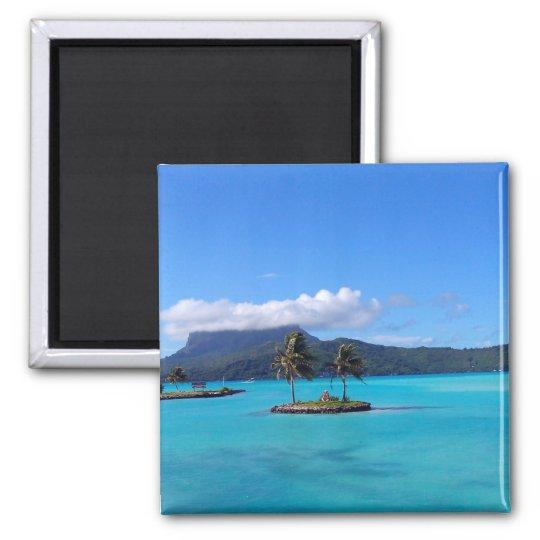Magnet Welcome to Bora Bora par Paradise Spirit
