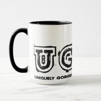 Magnifique unique et s'aimer tasse