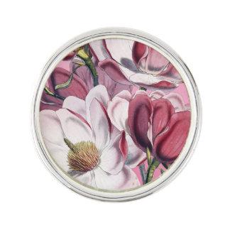 Magnolia rose pin's