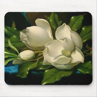 Magnolias géantes tapis de souris