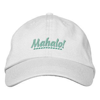 MAHALO ! casquette