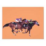 Mai le cheval soit avec vous ! invitations personnalisées